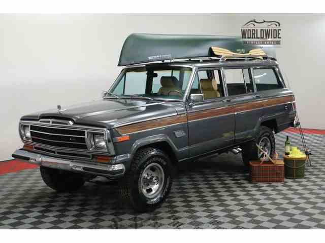 Picture of '78 Jeep Wagoneer located in Denver  Colorado Offered by  - NFZH