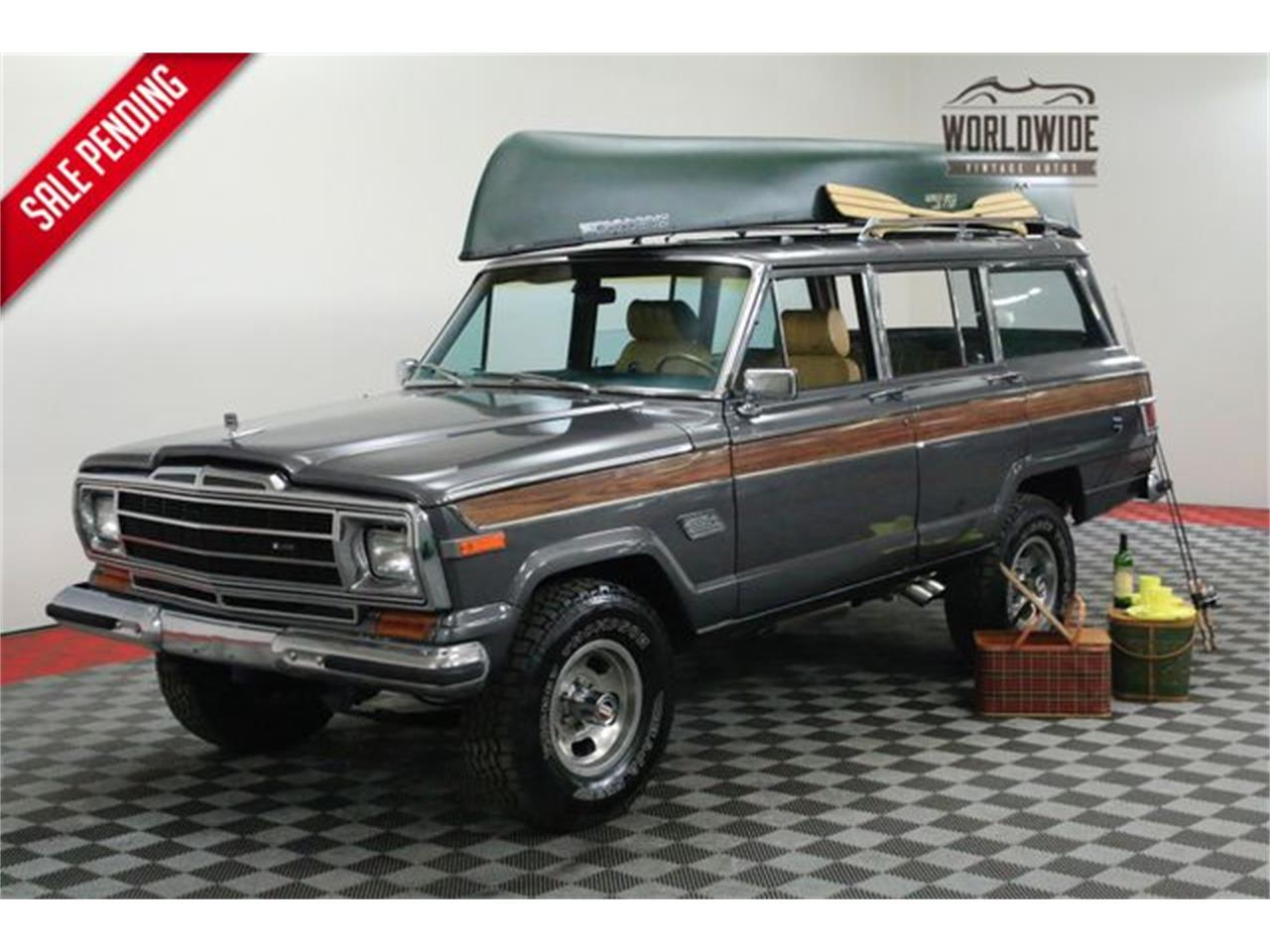 Picture of '78 Wagoneer - NFZH