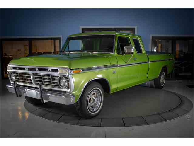 Picture of '75 F150 - NFZI
