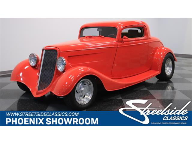 Picture of '34 3-Window Coupe - NFZK