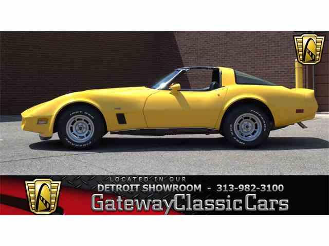 Picture of '80 Corvette - NFZW