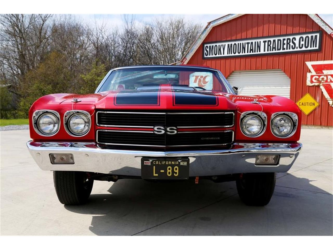 Large Picture of Classic '70 Chevrolet Chevelle located in Lenoir City Tennessee - NG03