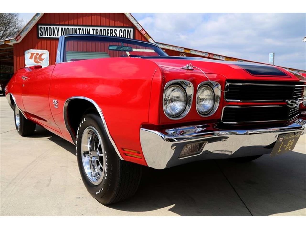 Large Picture of Classic 1970 Chevelle located in Lenoir City Tennessee - $134,995.00 Offered by Smoky Mountain Traders - NG03