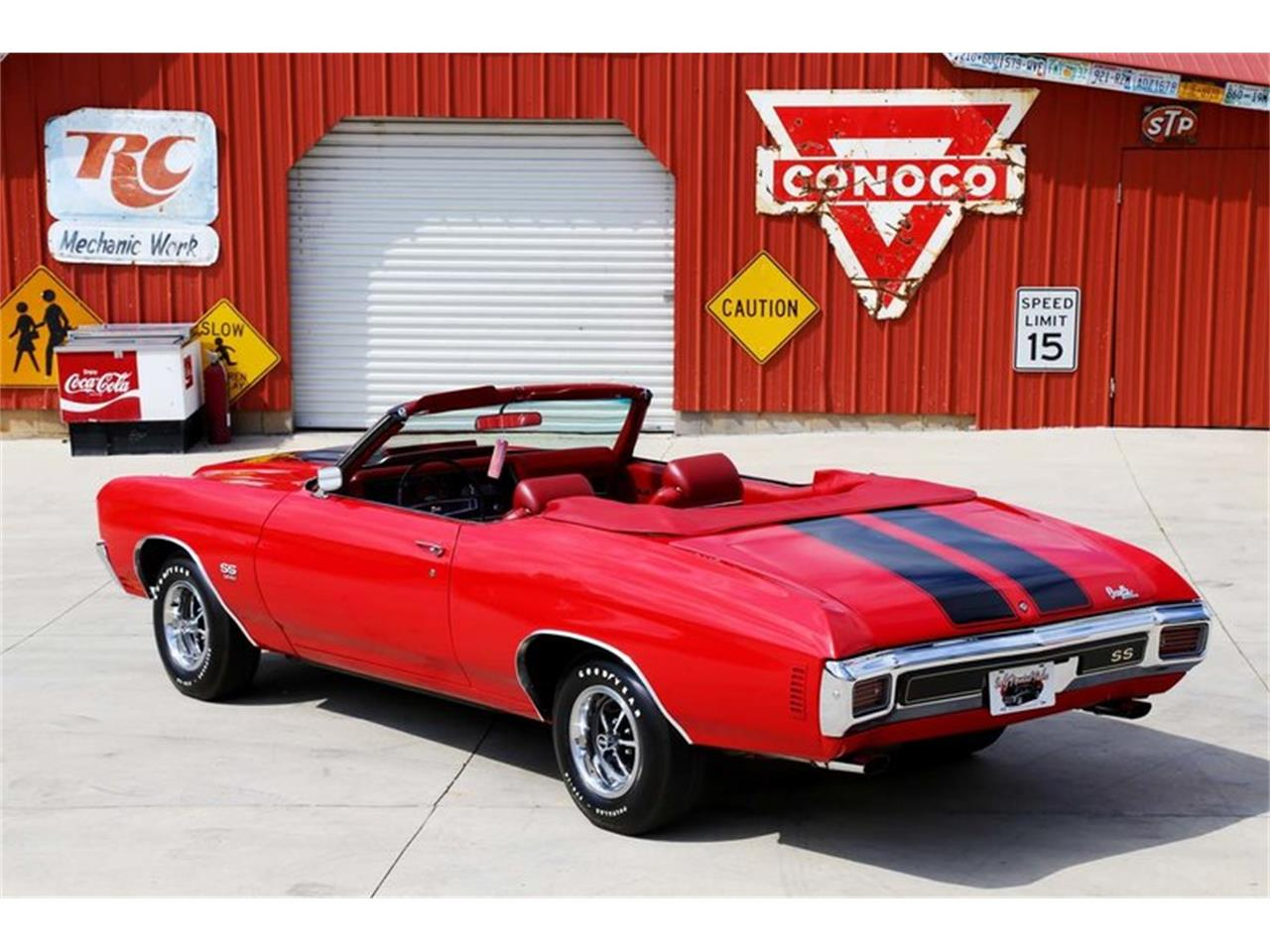 Large Picture of Classic '70 Chevelle Offered by Smoky Mountain Traders - NG03