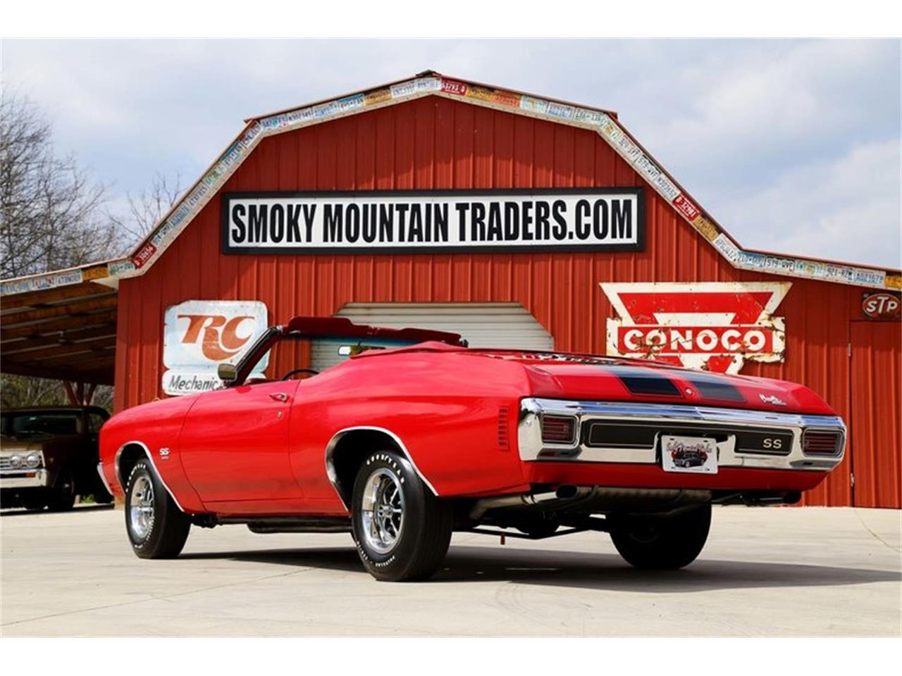 Large Picture of Classic '70 Chevelle located in Tennessee - $134,995.00 - NG03