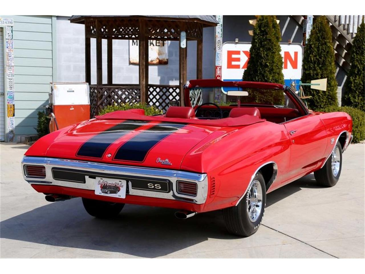 Large Picture of 1970 Chevrolet Chevelle - $134,995.00 - NG03