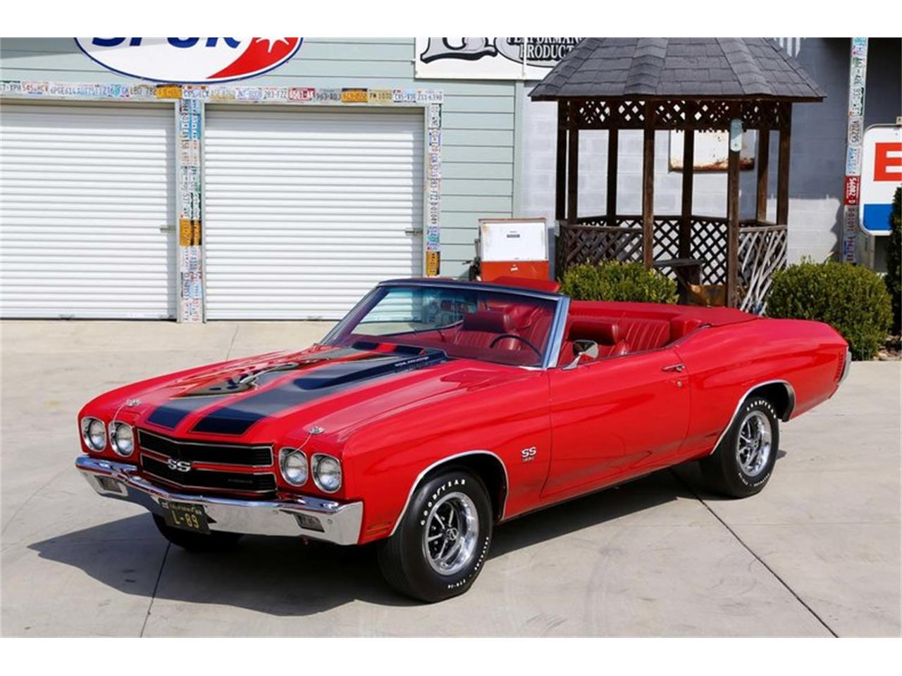 Large Picture of '70 Chevrolet Chevelle Offered by Smoky Mountain Traders - NG03