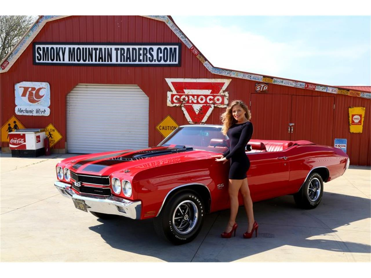 Large Picture of Classic '70 Chevrolet Chevelle - $134,995.00 - NG03