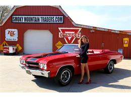 Picture of Classic 1970 Chevrolet Chevelle Offered by Smoky Mountain Traders - NG03