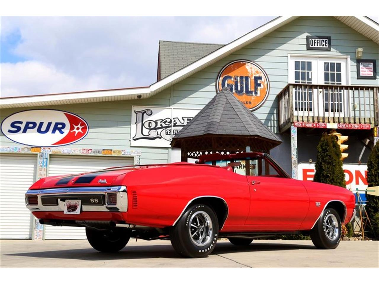 Large Picture of '70 Chevelle Offered by Smoky Mountain Traders - NG03