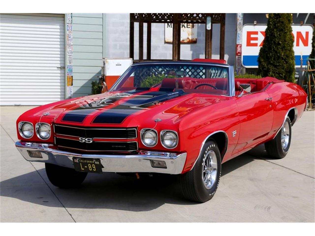 Large Picture of '70 Chevrolet Chevelle located in Lenoir City Tennessee - NG03
