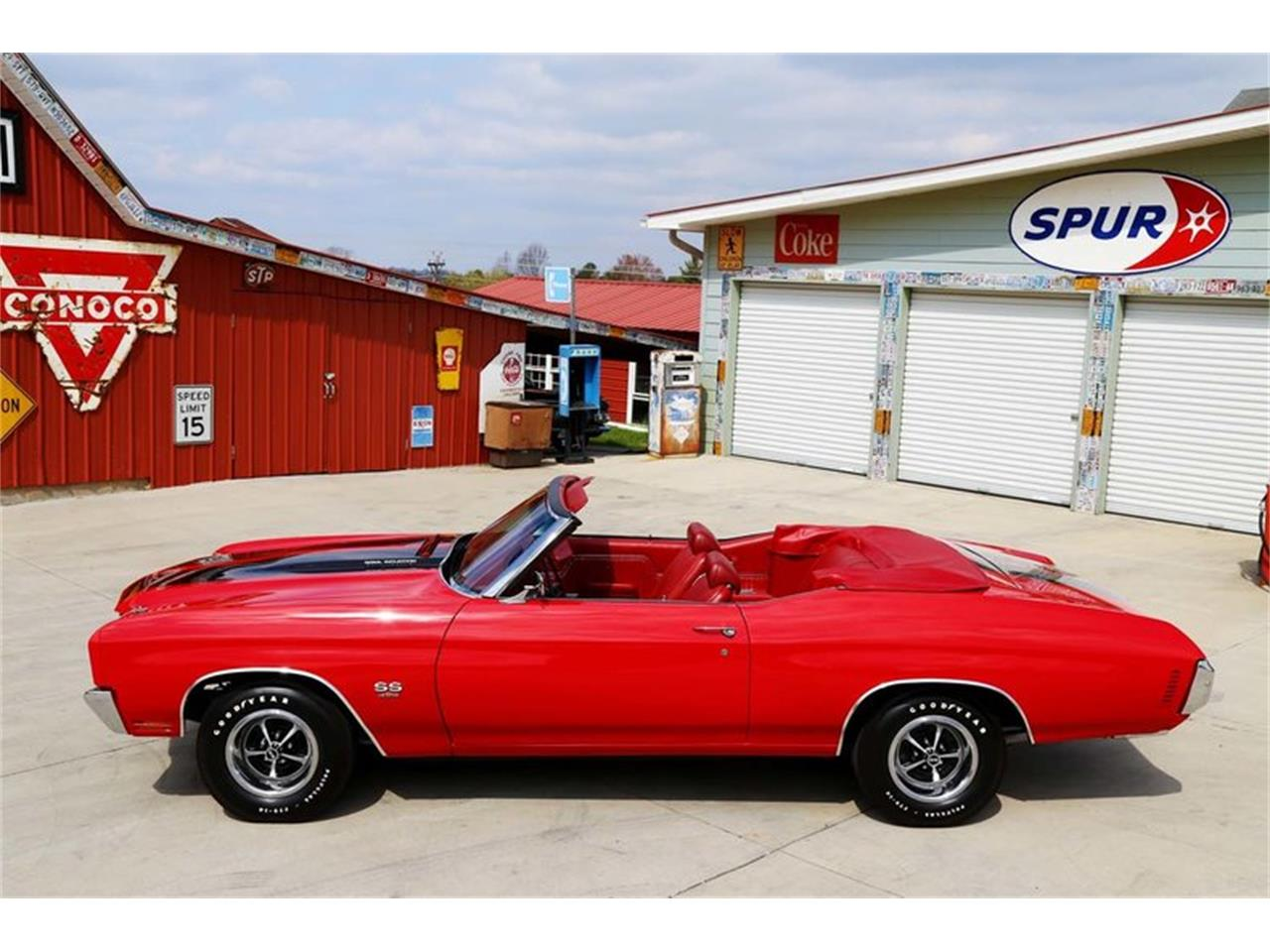 Large Picture of '70 Chevelle - $134,995.00 Offered by Smoky Mountain Traders - NG03