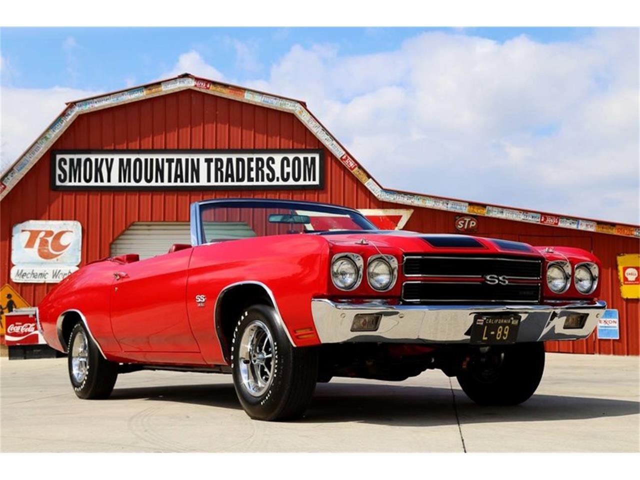 Large Picture of '70 Chevrolet Chevelle - $134,995.00 - NG03