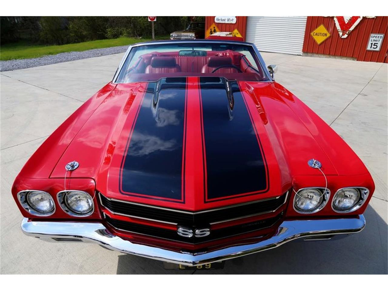 Large Picture of Classic 1970 Chevrolet Chevelle located in Tennessee - NG03