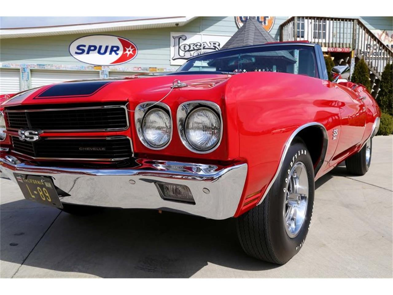 Large Picture of Classic 1970 Chevelle located in Lenoir City Tennessee - $134,995.00 - NG03