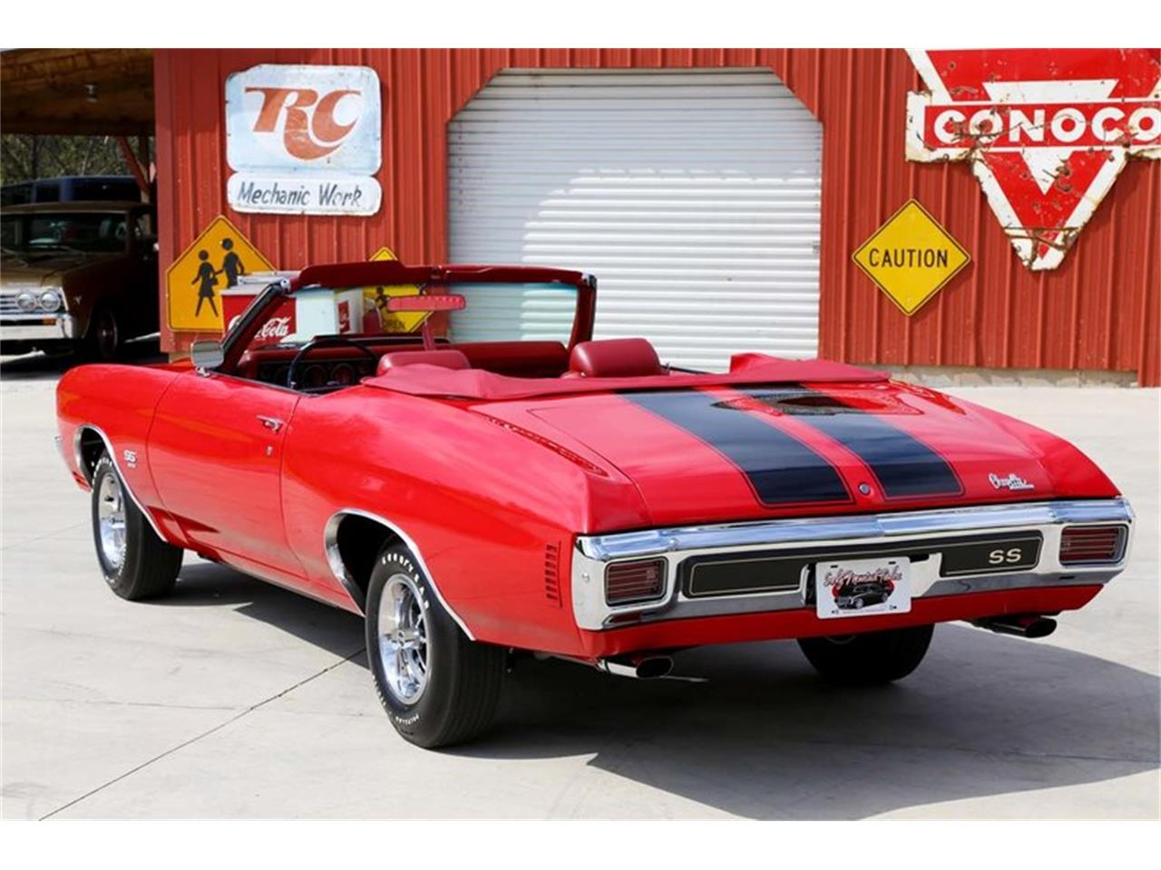 Large Picture of '70 Chevrolet Chevelle located in Lenoir City Tennessee Offered by Smoky Mountain Traders - NG03