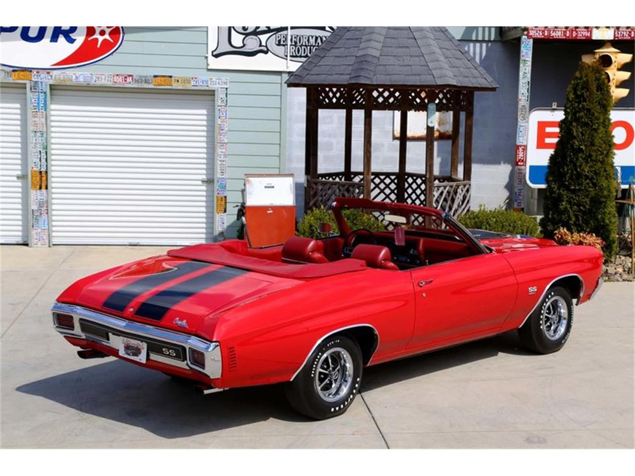 Large Picture of Classic 1970 Chevelle - $134,995.00 Offered by Smoky Mountain Traders - NG03