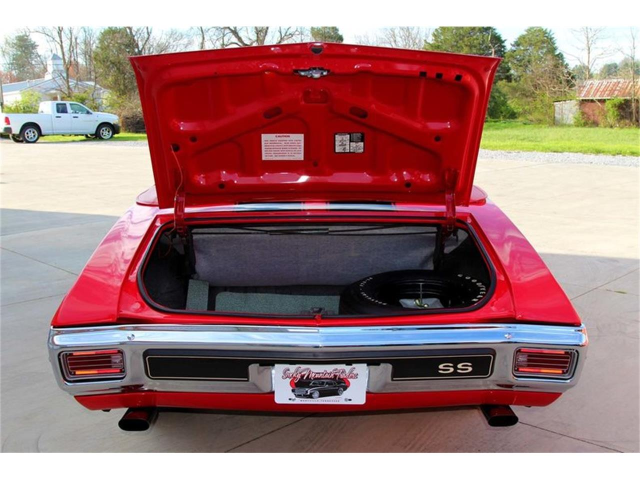 Large Picture of 1970 Chevrolet Chevelle located in Lenoir City Tennessee - $134,995.00 - NG03