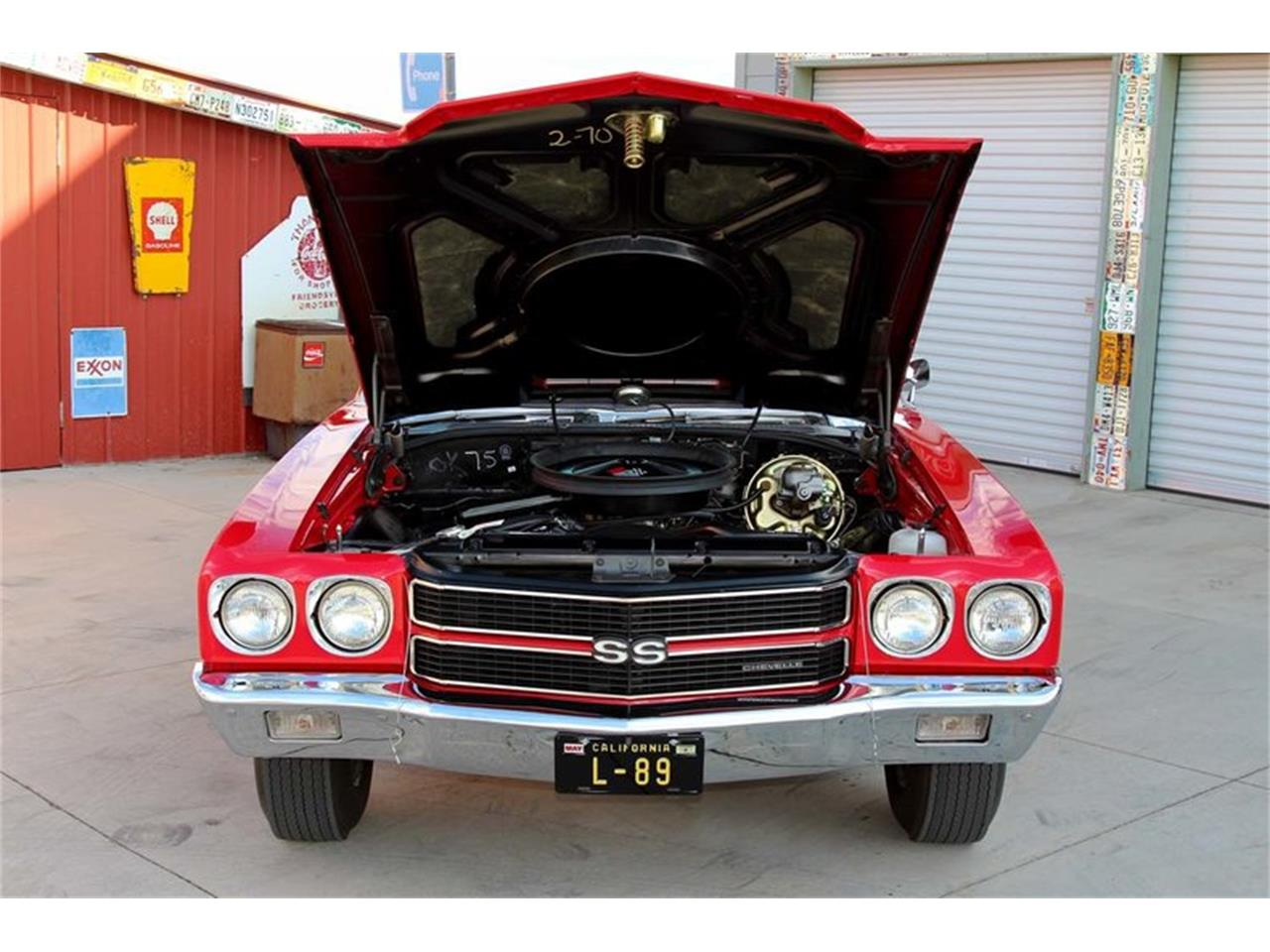 Large Picture of Classic 1970 Chevelle located in Lenoir City Tennessee Offered by Smoky Mountain Traders - NG03