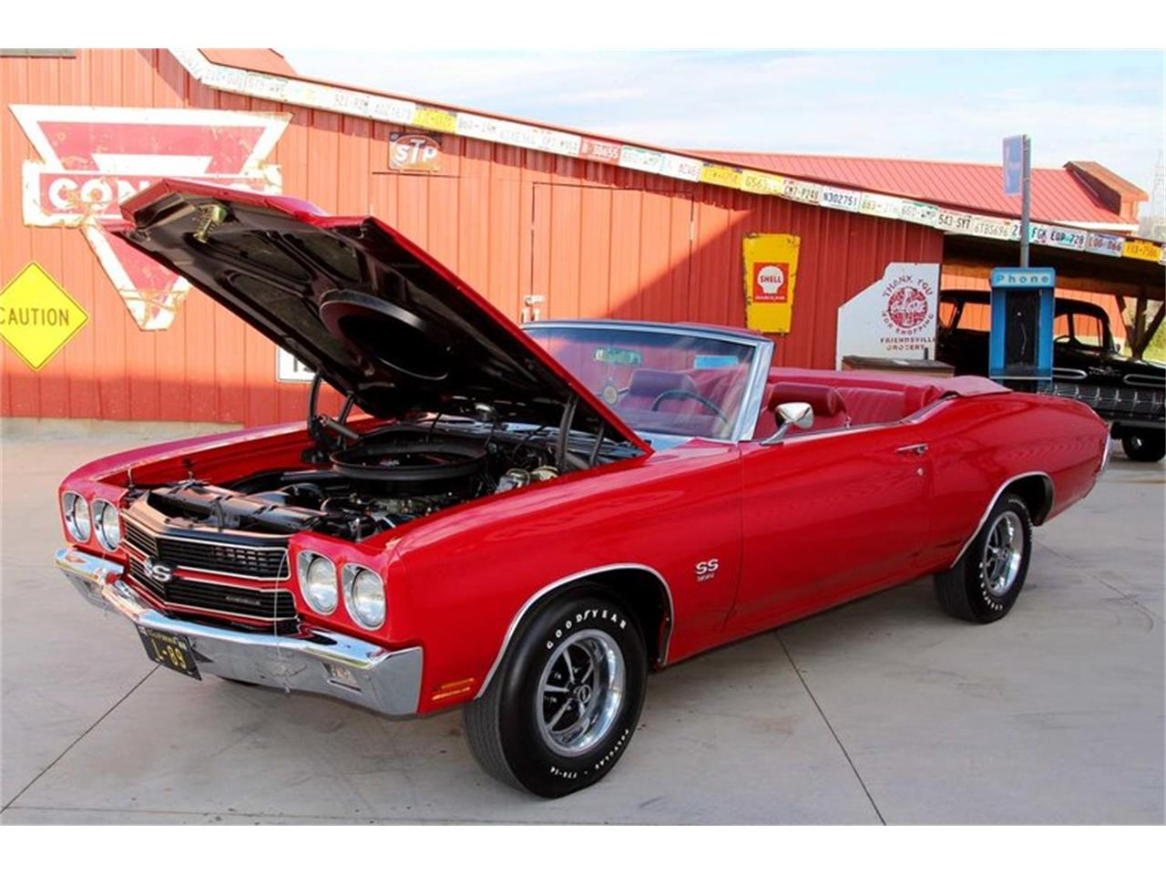 Large Picture of Classic '70 Chevrolet Chevelle - NG03