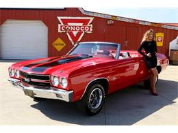 Picture of Classic '70 Chevrolet Chevelle - $134,995.00 - NG03