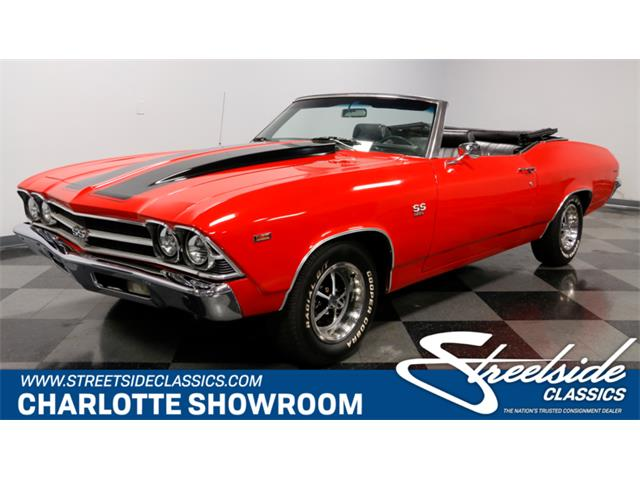 Picture of '69 Chevrolet Malibu located in Concord North Carolina - $49,995.00 Offered by  - NDCG
