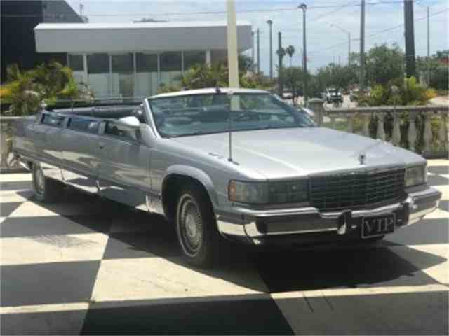 Picture of 1995 Limousine located in Florida - $28,500.00 Offered by  - NG0H