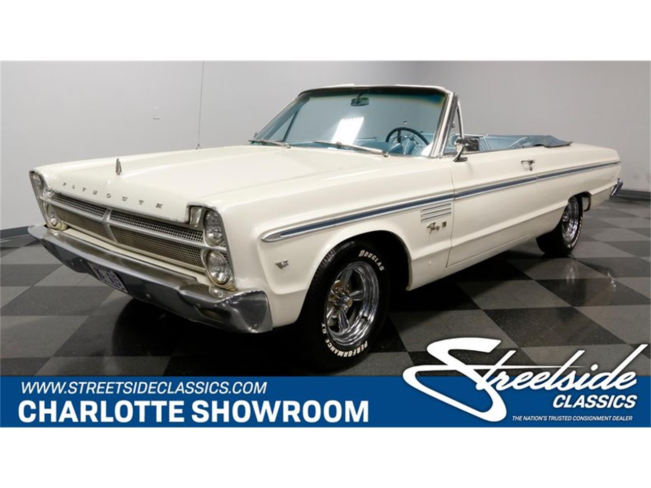 Large Picture of Classic '65 Fury - $18,995.00 Offered by Streetside Classics - Charlotte - NG0T