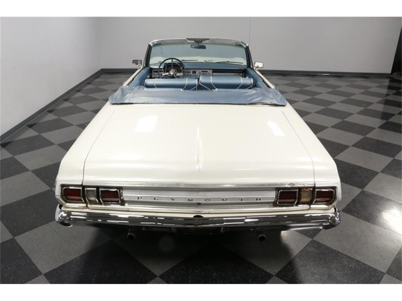 Large Picture of '65 Plymouth Fury Offered by Streetside Classics - Charlotte - NG0T