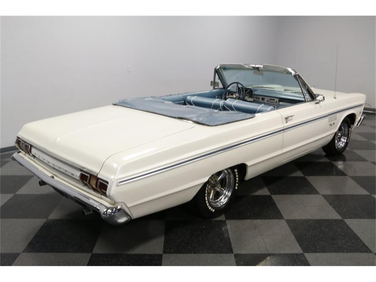 Large Picture of Classic 1965 Plymouth Fury located in Concord North Carolina Offered by Streetside Classics - Charlotte - NG0T