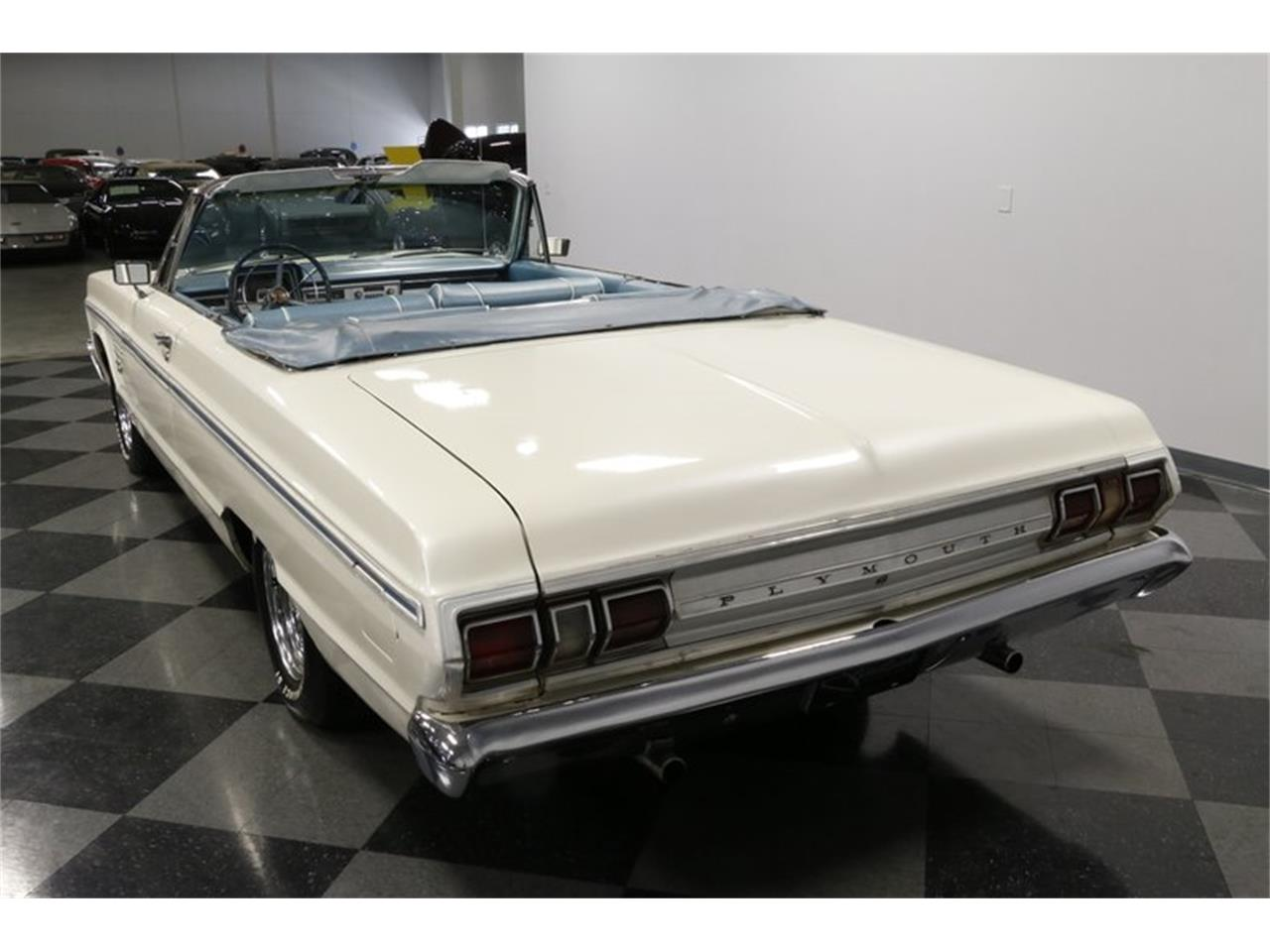 Large Picture of Classic 1965 Plymouth Fury - $18,995.00 Offered by Streetside Classics - Charlotte - NG0T