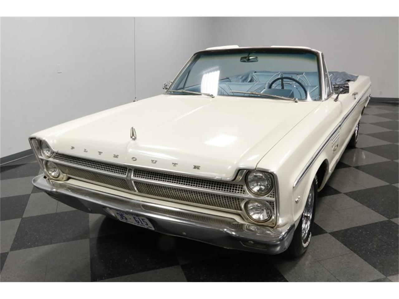 Large Picture of Classic 1965 Plymouth Fury located in Concord North Carolina - $18,995.00 Offered by Streetside Classics - Charlotte - NG0T