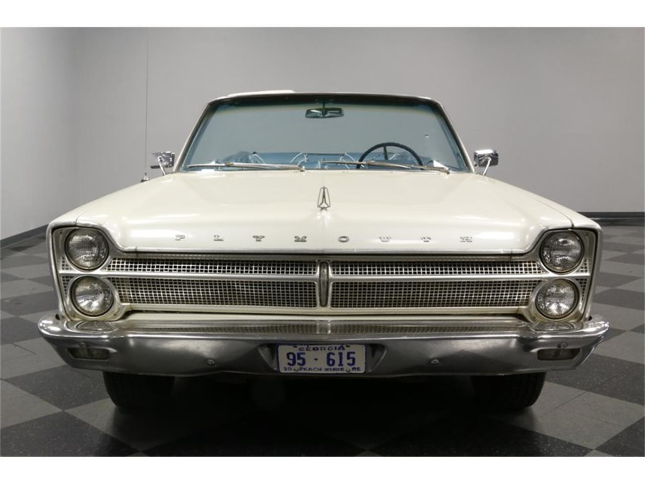 Large Picture of Classic 1965 Plymouth Fury - NG0T