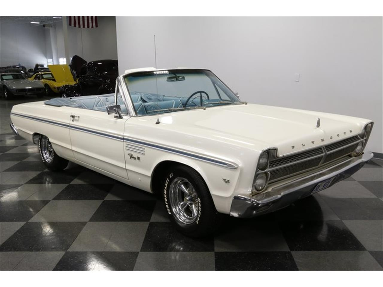 Large Picture of Classic '65 Plymouth Fury located in Concord North Carolina - NG0T
