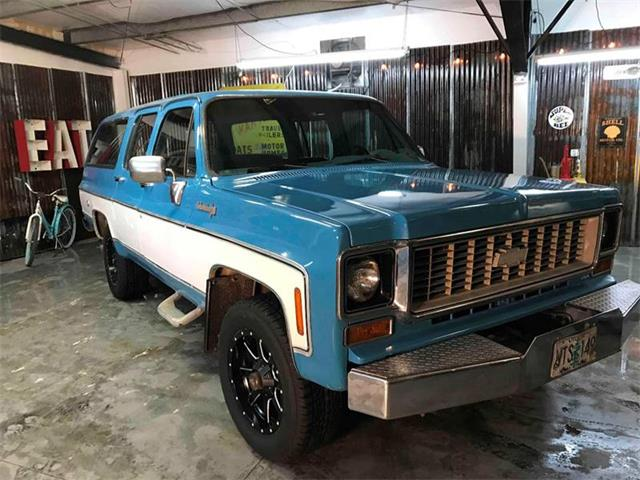 Picture of '74 Suburban - NG0Z