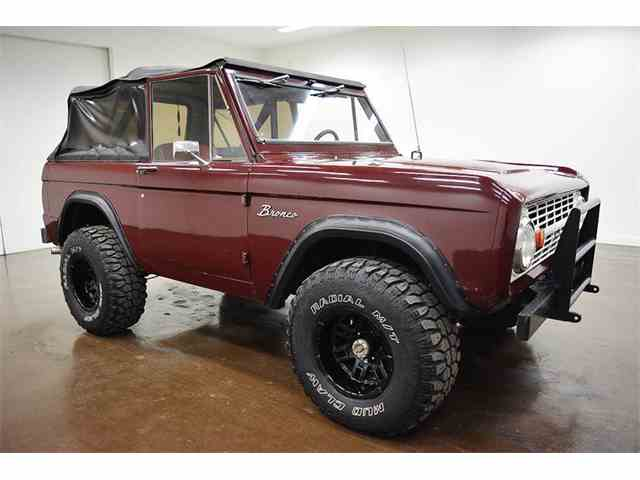 Picture of Classic 1969 Ford Bronco - $19,999.00 Offered by  - NG1P