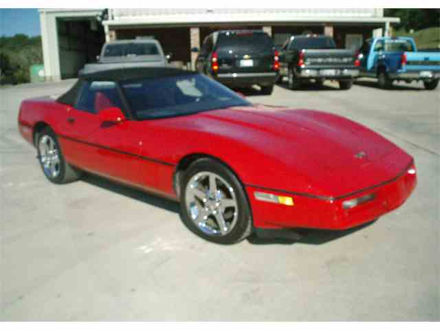 Picture of '87 Corvette - NG1X