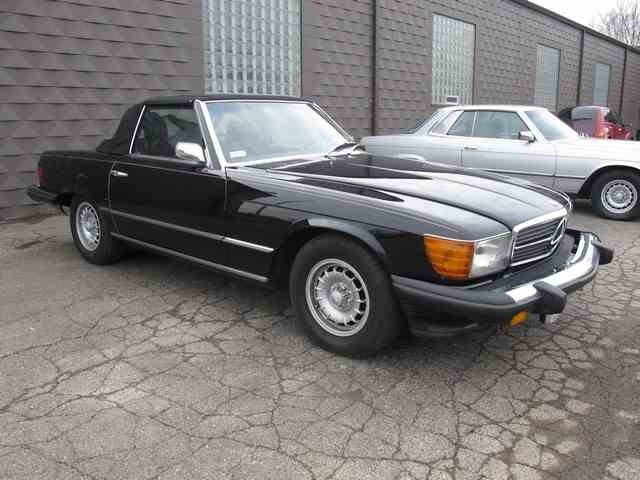 Picture of '75 450SL - NG26