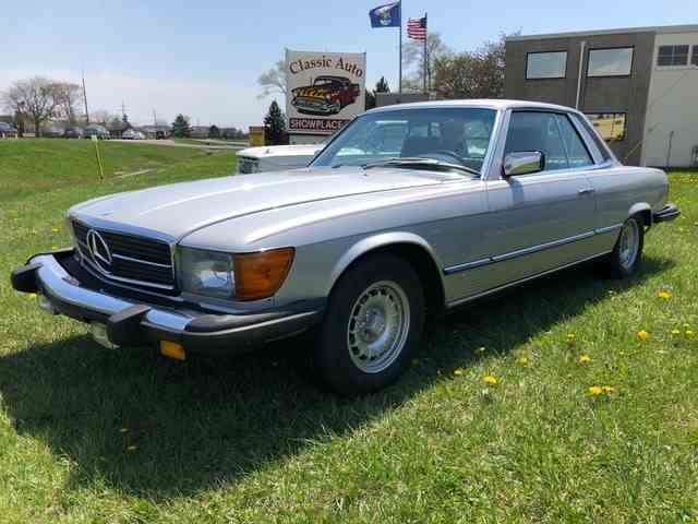 Picture of 1977 Mercedes-Benz 450SL located in Michigan - $12,750.00 - NG2I