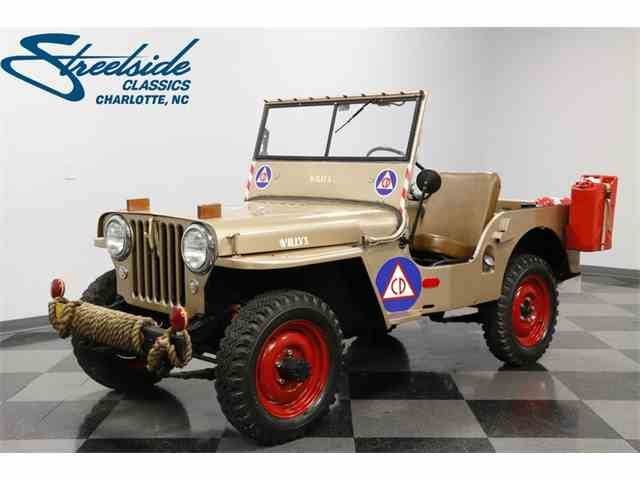 Picture of '46 Willys - NG2U