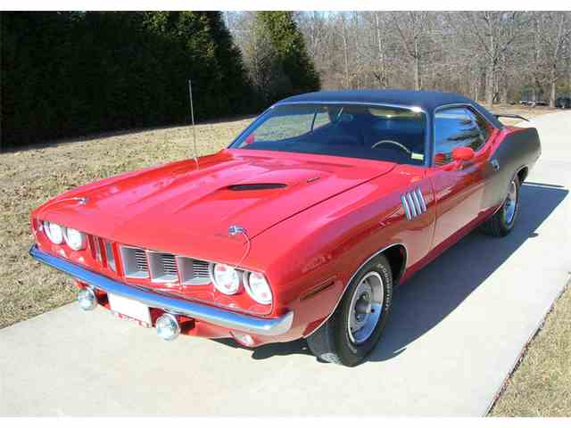Picture of '71 Cuda - NG2Z