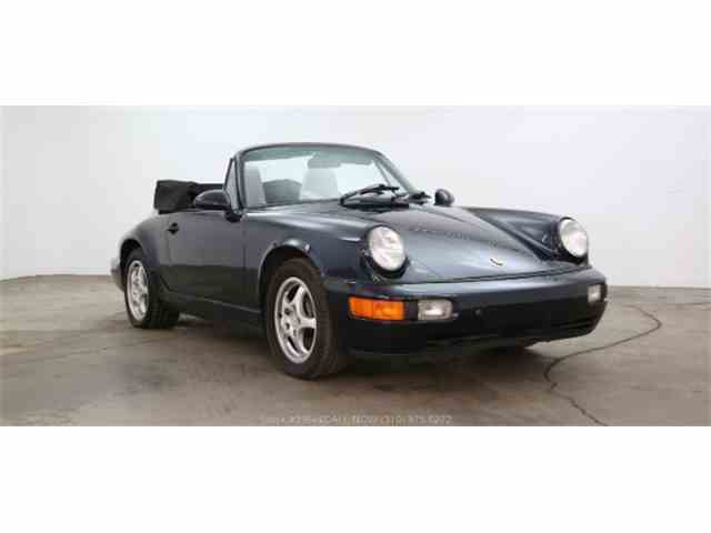 Picture of 1992 Porsche 911 located in Beverly Hills California - NDCQ