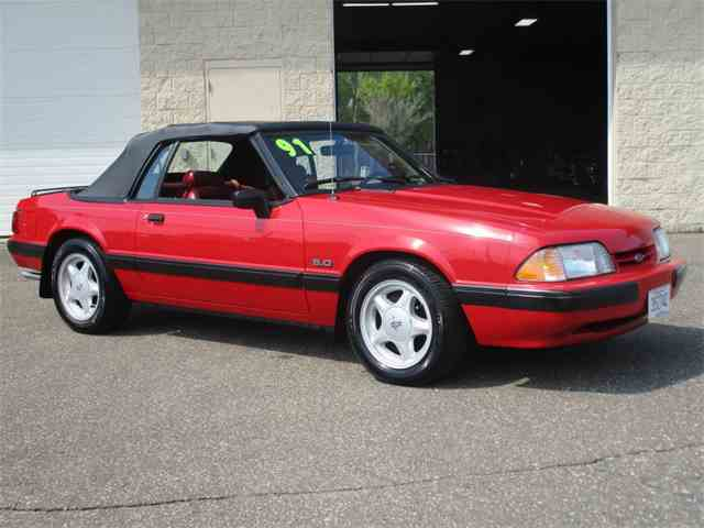 Picture of '91 Mustang - NG3D