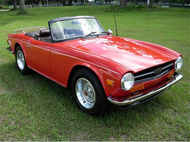Picture of '74 TR6 - NG3O