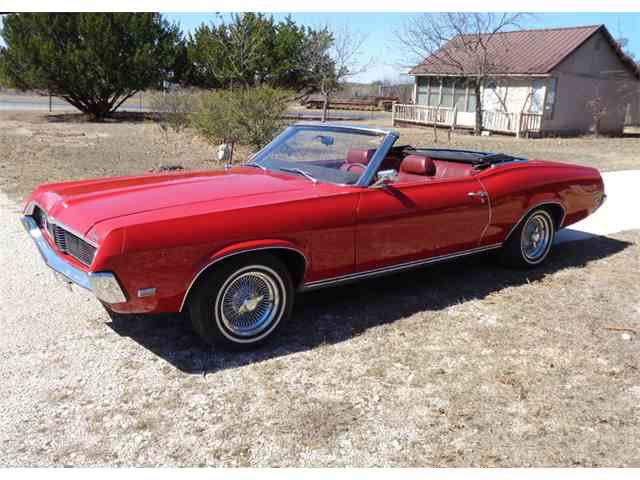 Picture of '69 Cougar - NG4B