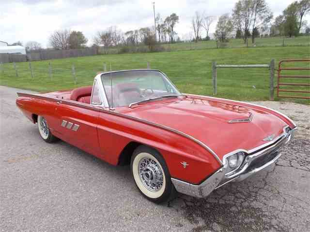 Picture of Classic '63 Thunderbird - NDCU