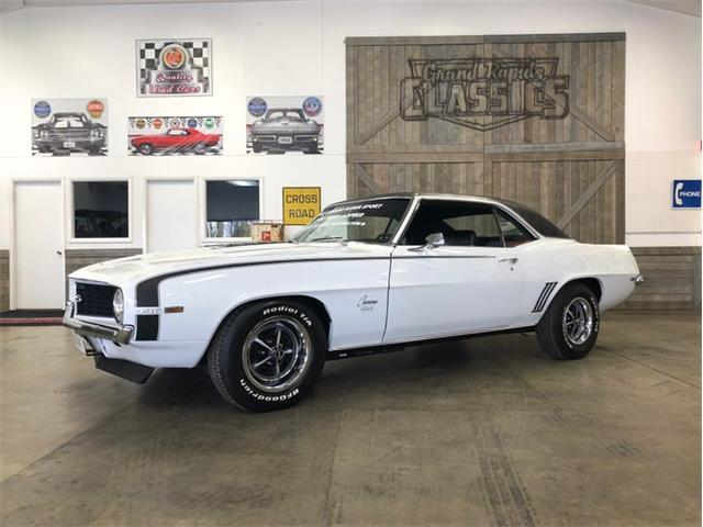 Picture of Classic 1969 Chevrolet Camaro located in Grand Rapids Michigan - $49,990.00 - NG4N