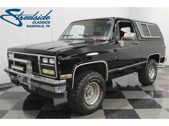 Picture of 1990 Chevrolet Blazer located in Tennessee Offered by  - NG4P