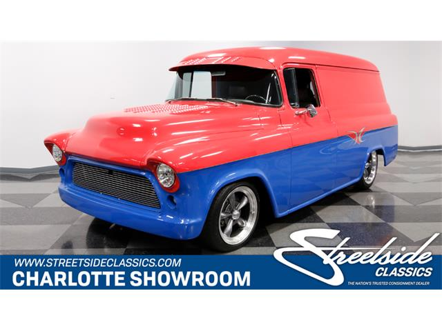 Picture of 1955 Chevrolet Panel Delivery Offered by  - NG4V