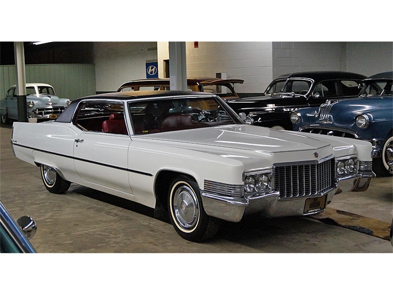 1970 Cadillac Coupe Deville For Sale Classiccars Com Cc 1094014